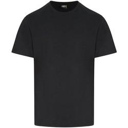 vaatteet Miehet Lyhythihainen t-paita Pro Rtx RX151 Black