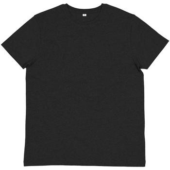 vaatteet Miehet Lyhythihainen t-paita Mantis M01 Charcoal Grey Marl