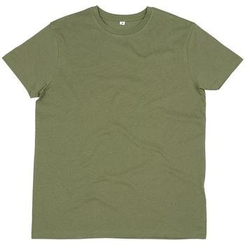 vaatteet Miehet Lyhythihainen t-paita Mantis M01 Soft Olive