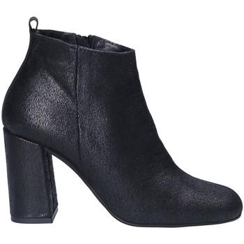 kengät Naiset Nilkkurit Keys 7172 Musta