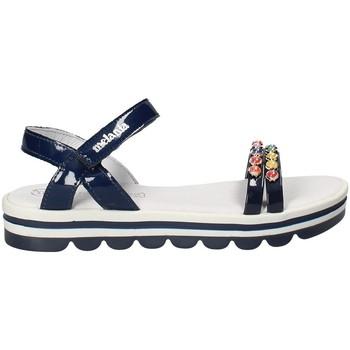 kengät Tytöt Sandaalit ja avokkaat Melania ME6162F8E.A Sininen
