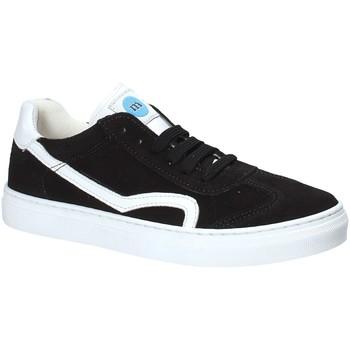 kengät Lapset Matalavartiset tennarit Melania ME6042F8E.A Musta