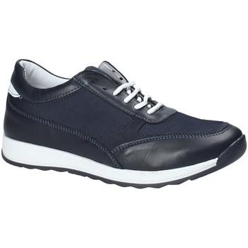 kengät Pojat Matalavartiset tennarit Melania ME6019F8E.A Sininen
