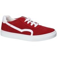 kengät Lapset Matalavartiset tennarit Melania ME6042F8E.E Punainen