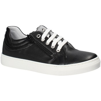 kengät Lapset Matalavartiset tennarit Melania ME6086F8E.C Musta
