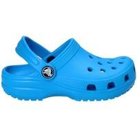 kengät Lapset Puukengät Crocs 204536 Sininen