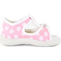 kengät Tytöt Sandaalit ja avokkaat Naturino 1500757 10 Vaaleanpunainen