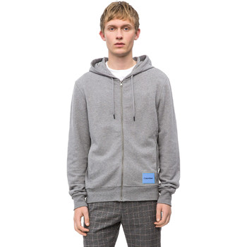 vaatteet Miehet Svetari Calvin Klein Jeans K10K102711 Harmaa