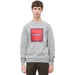 vaatteet Miehet Svetari Calvin Klein Jeans K10K102722 Harmaa