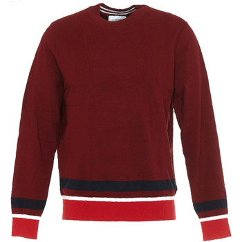 vaatteet Miehet Neulepusero Calvin Klein Jeans K10K102728 Punainen