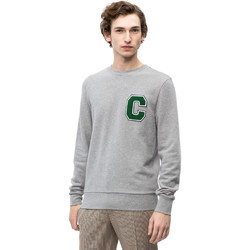 vaatteet Miehet Svetari Calvin Klein Jeans K10K102891 Harmaa