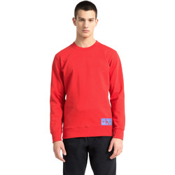 vaatteet Miehet Svetari Calvin Klein Jeans J30J307743 Punainen