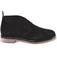 kengät Miehet Bootsit IgI&CO 2108166 Musta