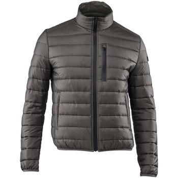 vaatteet Miehet Toppatakki Lumberjack CM37822 003 402 Vihreä