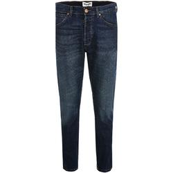 vaatteet Miehet Slim-farkut Wrangler W18RRS Sininen