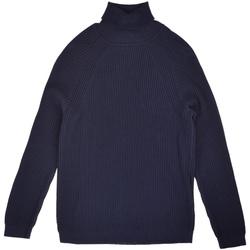 vaatteet Miehet Neulepusero Antony Morato MMSW00864 YA100029 Sininen