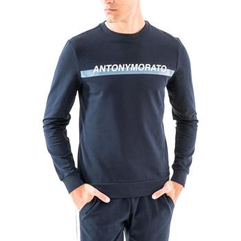 vaatteet Miehet Svetari Antony Morato MMFL00454 FA150048 Sininen