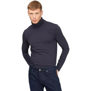 vaatteet Miehet Neulepusero Gas 300177 Sininen