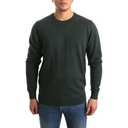 vaatteet Miehet Neulepusero Gas 561971 Vihreä
