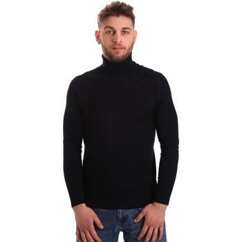 vaatteet Miehet Neulepusero Gaudi 821BU53034 Sininen