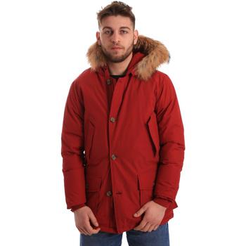 vaatteet Miehet Parkatakki Gaudi 821FU35017 Punainen