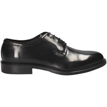 kengät Miehet Derby-kengät Rogers 750_2 Musta