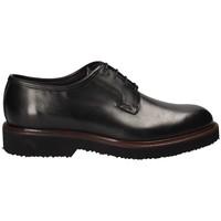 kengät Miehet Derby-kengät Rogers 380_2 Musta