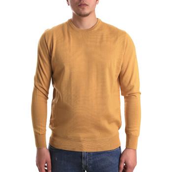 vaatteet Miehet Neulepusero Navigare NV1100530 Keltainen