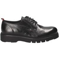 kengät Miehet Derby-kengät Exton 390 Musta