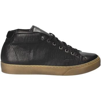 kengät Miehet Tennarit Exton 481 Musta