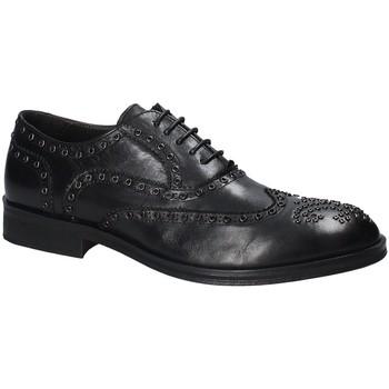 kengät Miehet Derby-kengät Exton 5358 Musta