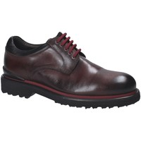 kengät Miehet Derby-kengät Exton 940 Ruskea