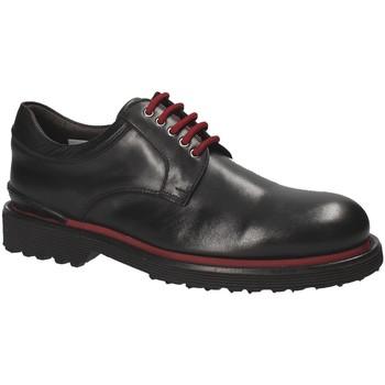 kengät Miehet Derby-kengät Exton 940 Musta