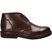 kengät Miehet Bootsit Rogers 384_2 Ruskea