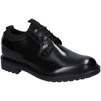 kengät Miehet Derby-kengät Rogers 122C Musta