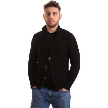 vaatteet Miehet Neuleet / Villatakit Bradano 165 Musta