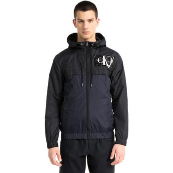 vaatteet Miehet Pusakka Calvin Klein Jeans J30J307781 Sininen