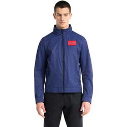 vaatteet Miehet Pusakka Calvin Klein Jeans J30J307782 Sininen