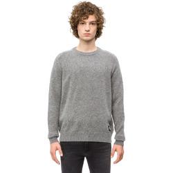 vaatteet Miehet Neulepusero Calvin Klein Jeans J30J309549 Harmaa