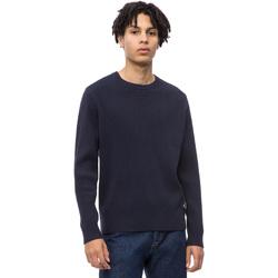 vaatteet Miehet Neulepusero Calvin Klein Jeans J30J309553 Sininen
