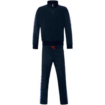 vaatteet Miehet Verryttelypuvut Invicta 4435103/U Sininen