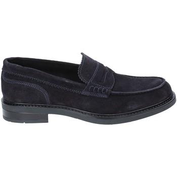 kengät Miehet Mokkasiinit Rogers 1980 Sininen