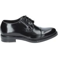 kengät Miehet Derby-kengät Rogers 2040 Musta