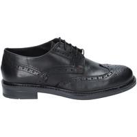 kengät Miehet Derby-kengät Rogers 3040 Musta