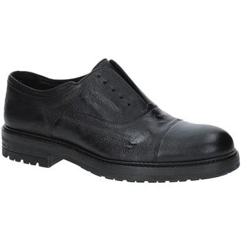 kengät Miehet Derby-kengät Exton 692 Musta