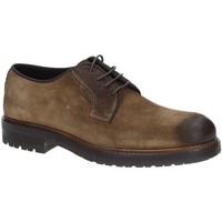 kengät Miehet Derby-kengät Exton 690 Ruskea