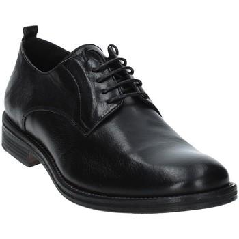 kengät Miehet Derby-kengät Exton 9553 Musta