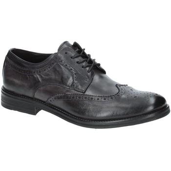 kengät Miehet Derby-kengät Exton 9550 Harmaa
