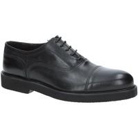 kengät Miehet Herrainkengät Exton 5496 Musta