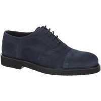 kengät Miehet Herrainkengät Exton 5496 Sininen